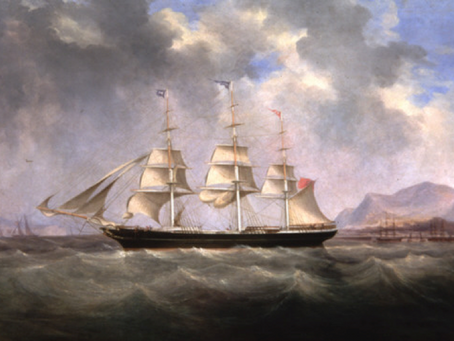 Races At Sea