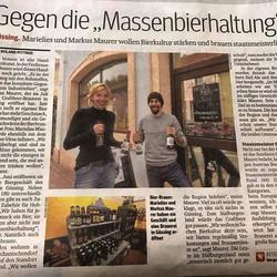 #bestesbier für #güssing #südburgenland #craftbeerlife #kurier #cheers🍻 #austrianbeerchallenge #fre