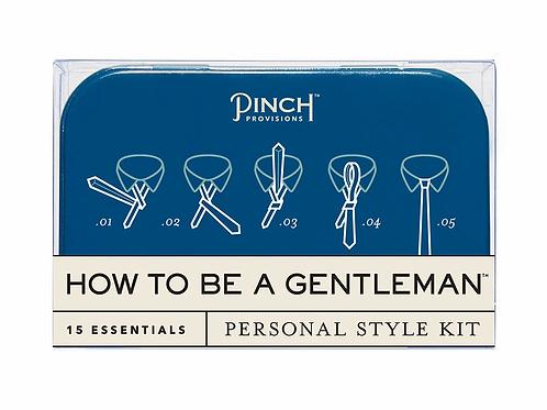 Emergency kit Gentleman