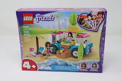 Friends Lego 41397 Bar de zumos