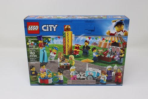 Lego City - People pack fun fair