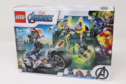 Lego Avengers 76142 Ataque en moto