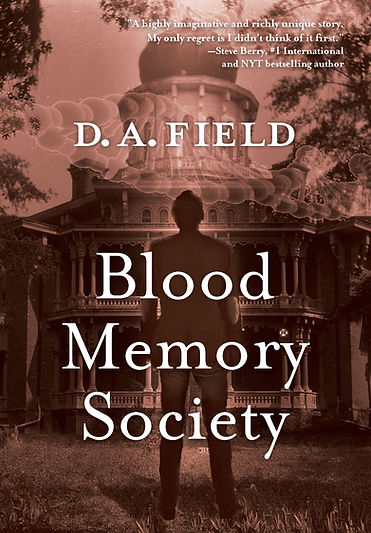 Cover of Blood Memory Society