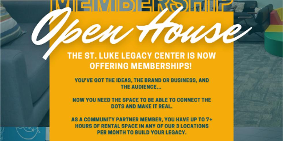 Membership Open House Laburnum