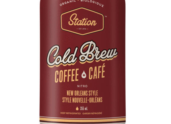 Station Cold Brew - New Orleans Style