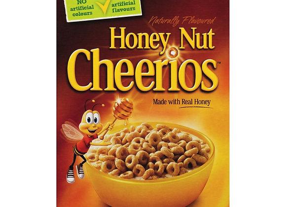 Honey Nut Cherrios