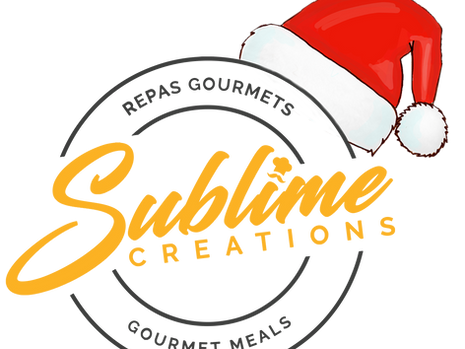 Happy Holidays / Joyeuses Fêtes from the entire Sublime Creations Team