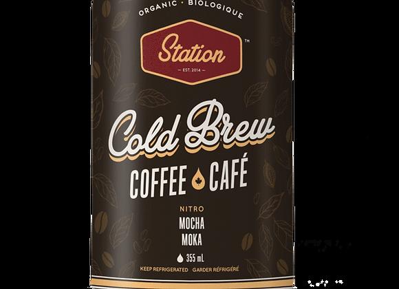 Station Cold Brew - Mocha