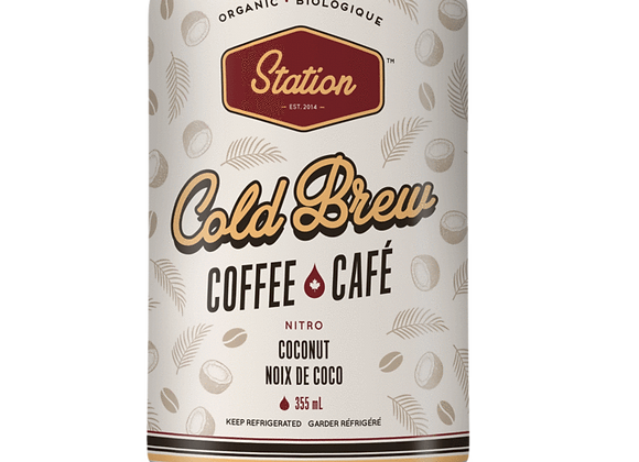 Station Cold Brew - Coconut