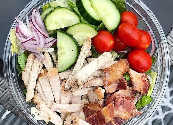 Creamy BLT & Chicken Salad