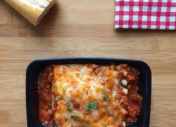 Classic Italian Meat Lasagna