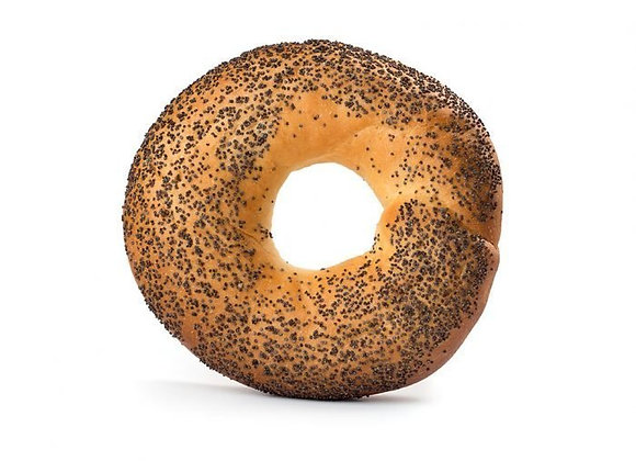 Dizz Montreal's #1 Bagels – Poppy Seed 6 Pack