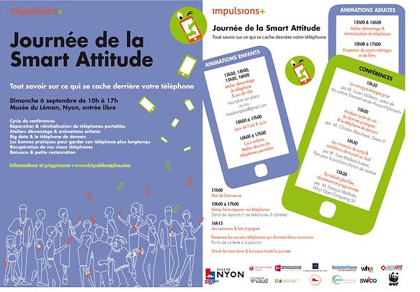 Journée de la Smart Attitude Nyon