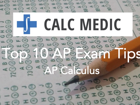 Top 10 AP Exam Tips