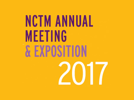 NCTM Annual Conference 2017: Build the Story of Inference