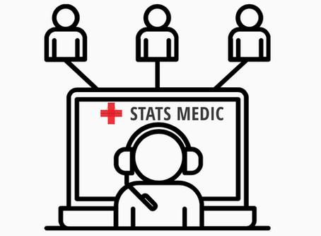 Teaching Stats Medic Lessons Virtually
