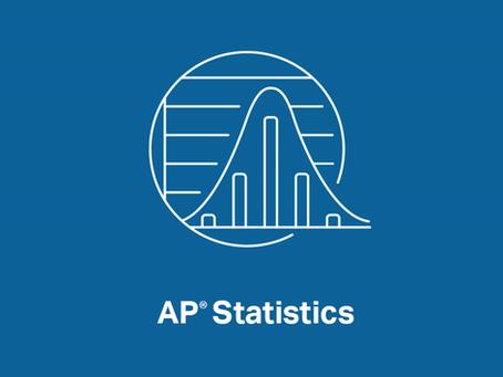 Preparing Students for the 2020 AP Statistics Exam