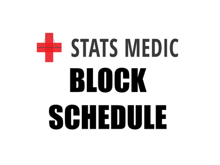 Going ALL IN on EFFL with a Block Schedule