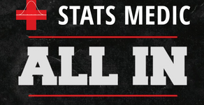"Anthony Marble Goes ""ALL IN"" with Stats Medic"