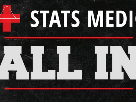 """Anthony Marble Goes """"ALL IN"""" with Stats Medic"""
