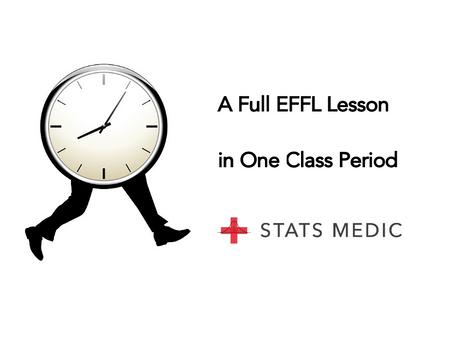 A Full EFFL Lesson in One Class Period