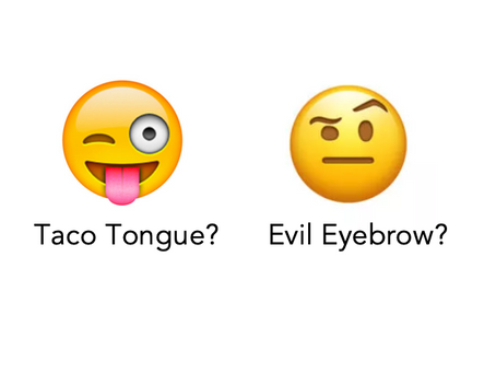 Can You Taco Tongue and Evil Eyebrow? Two Lessons for Teaching Probability