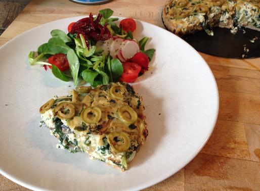 Gauranteed Delicious Vegan Quiche (GF)