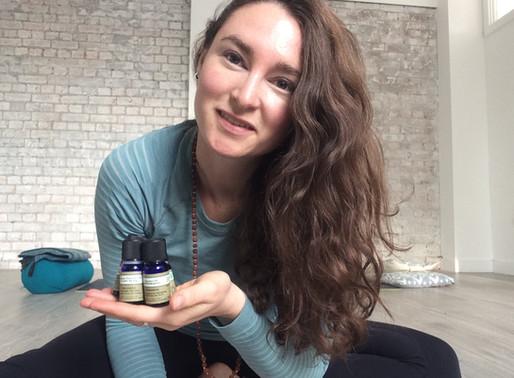 4 essential oils for bright winter skin