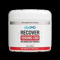 cbdmd recover jar 1500mg