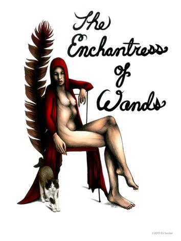 The Enchantress of Wands