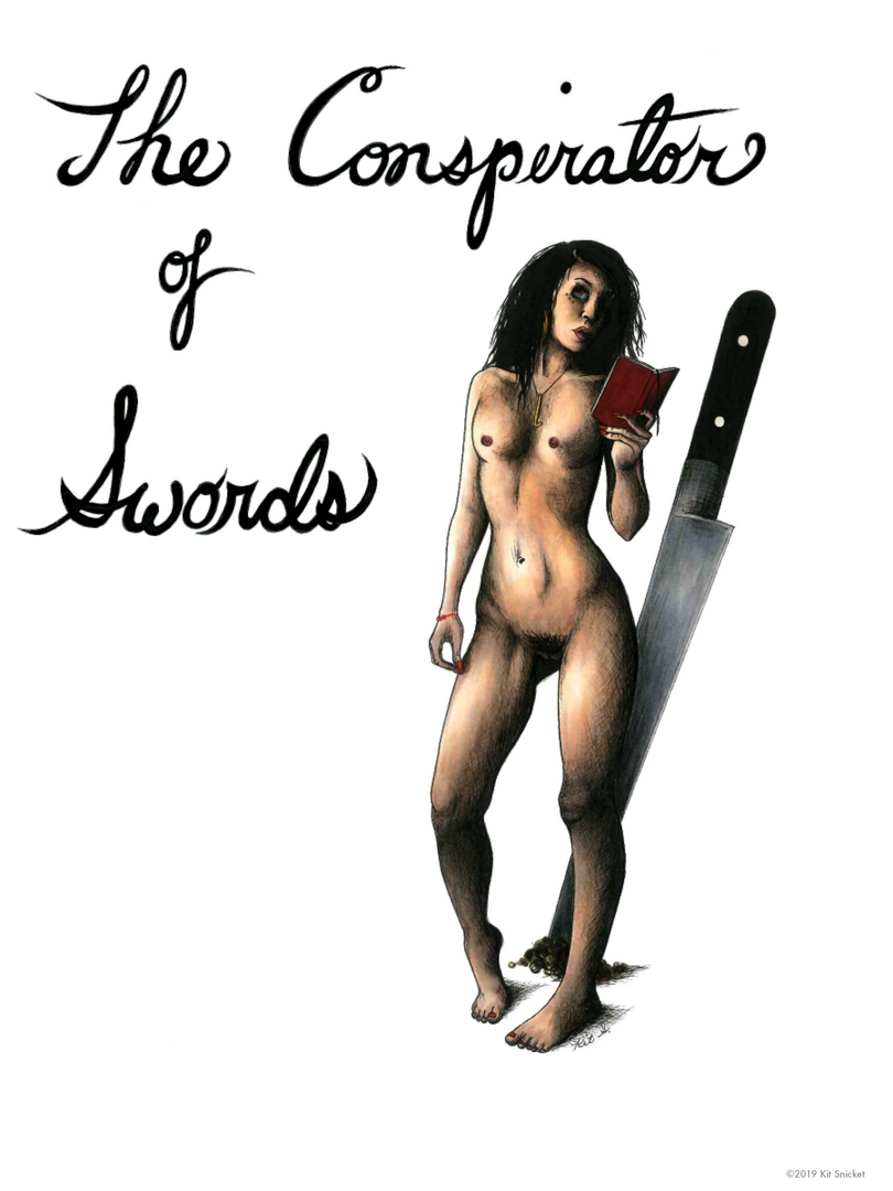 The Conspirator of Knives