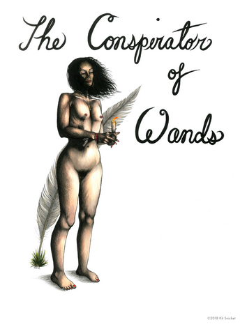 The Conspirator of Wands