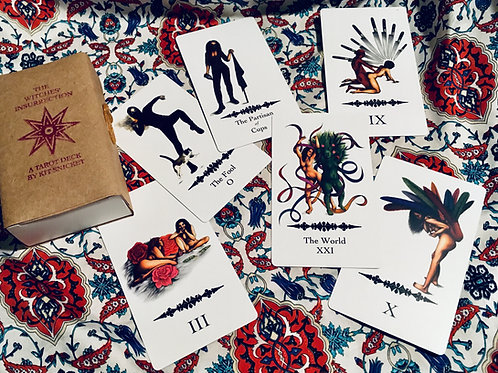 The Witches' Insurrection Tarot: Standard Edition