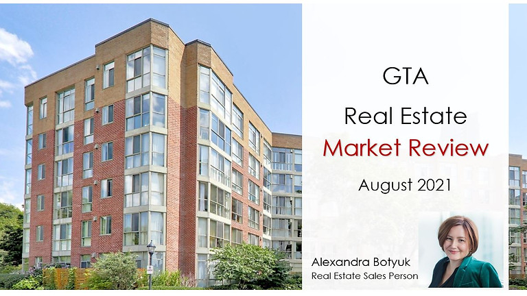 Real Estate Market Review August 2021