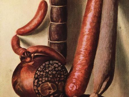Enchendo linguiça: uma breve história da charcutaria
