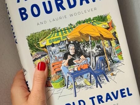World Travel: An Irreverent Guide, o guia de viagens de Anthony Bourdain