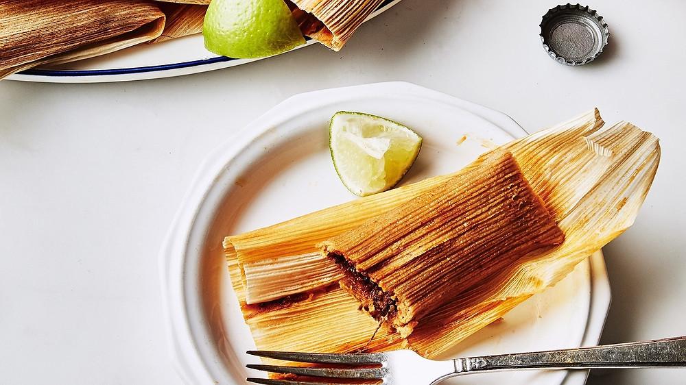Tamales | Foto: Alex Lau