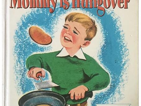 Comida e bom humor: livros antigos, frases atuais