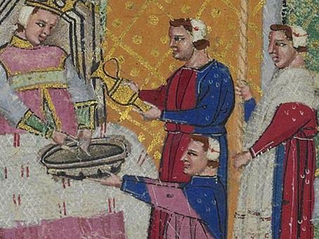 Lavar as mãos: da Idade Média a tempos pandêmicos