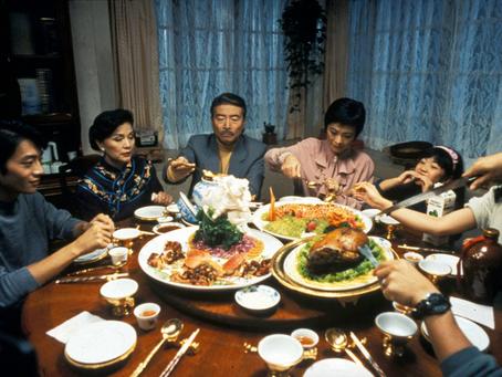 """A história do Dim Sum chinês e o filme """"Comer, beber, viver"""", de Ang Lee"""
