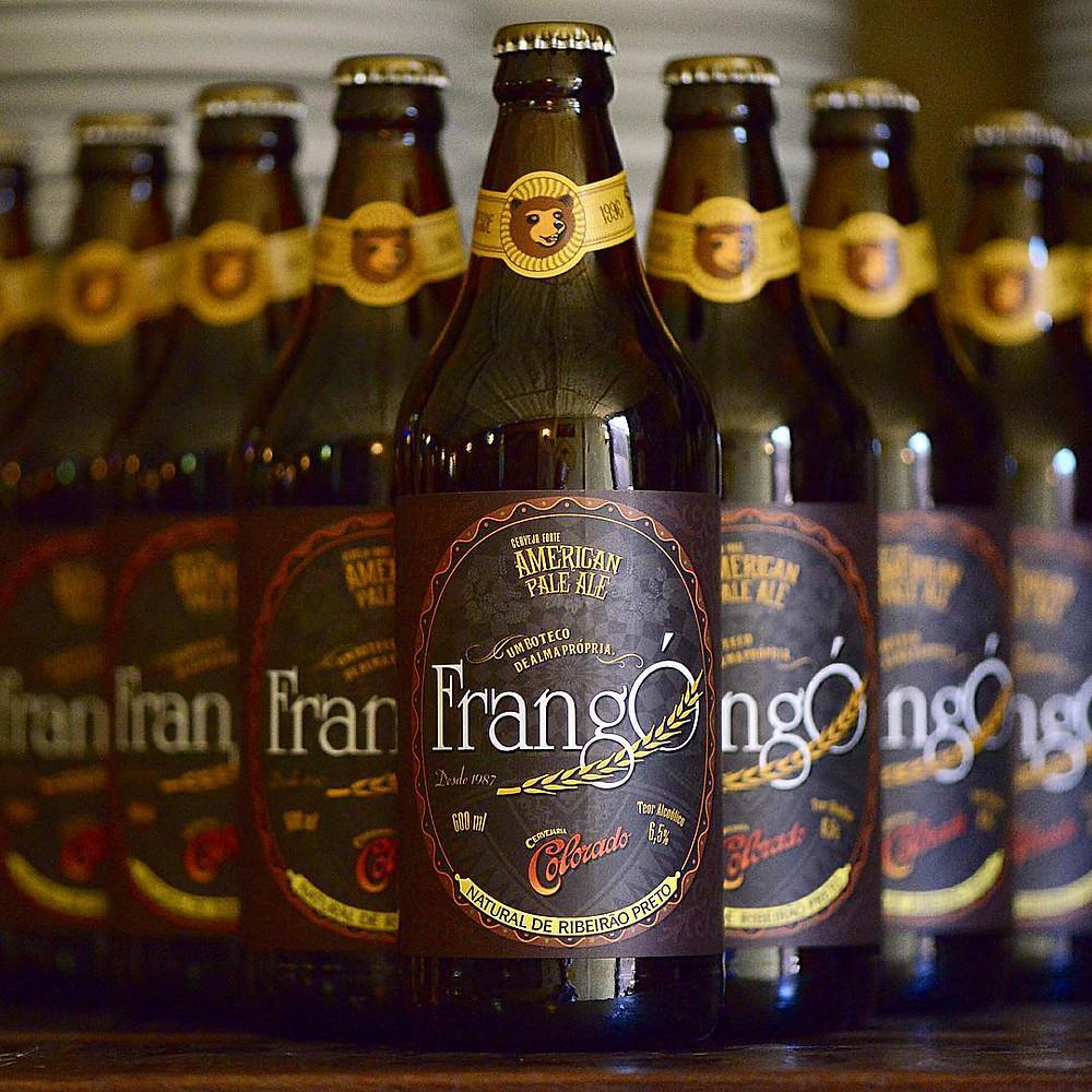 Cerveja FrangÓ Colorado | Foto Instagram @frangobar