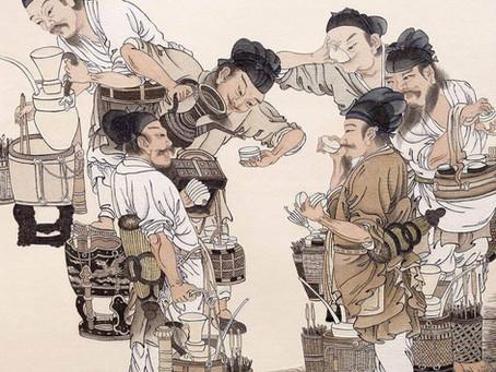 A história e as estórias do chá