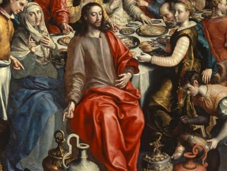 O que Jesus Comia?