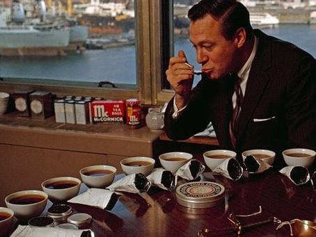 Tea Tasting, 1964