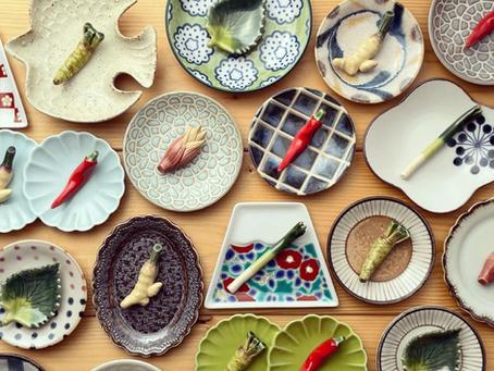 As porcelanas da Daikokuya nori-ten, de Hokkaido, no Japão