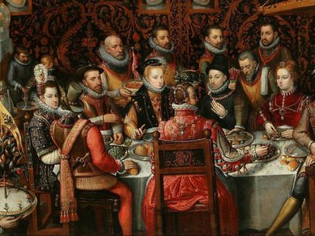 Banquetes barrocos excêntricos