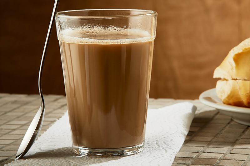 Café com leite, Sudeste.