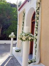 Στολισμός γάμου στο Λιγονέρι