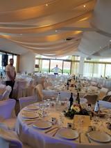 Διακόσμηση δεξίωσης στο Spetses Hotel