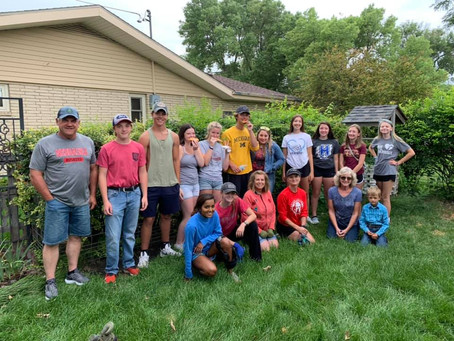 August Volunteering and August Newsletter